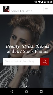 Stock Images – Bound for Style- screenshot thumbnail