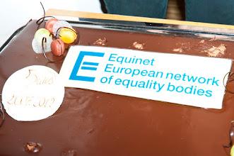 Photo: Equinet's birthday cake