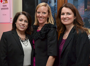 Photo: Ali Ocasio, Maribeth Cusick, and Andrea Brown (City of Boston Law Department).