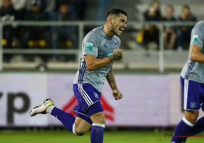 Stanciu renverse Waasland-Beveren et offre la victoire à Anderlecht