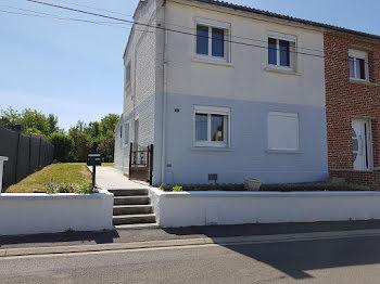 maison à Le Cateau-Cambrésis (59)