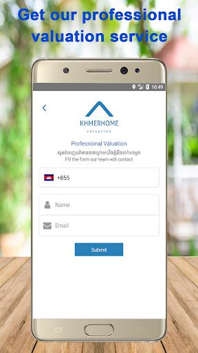 Khmer Home Cambodia Real Estate Valuation 1.8.4.3 screenshots 3
