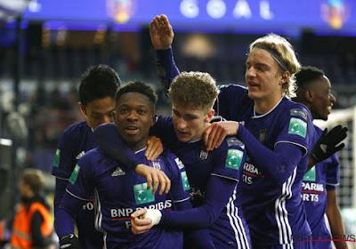 Quelle défense pour Anderlecht ce dimanche?