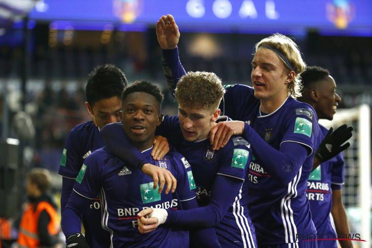 📷 Anderlecht bijna compleet na terugkeer vier jonkies... maar waar is Verschaeren?