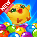 CoCo Pop: Free Bubble Match & Shooter Puzzle Game icon