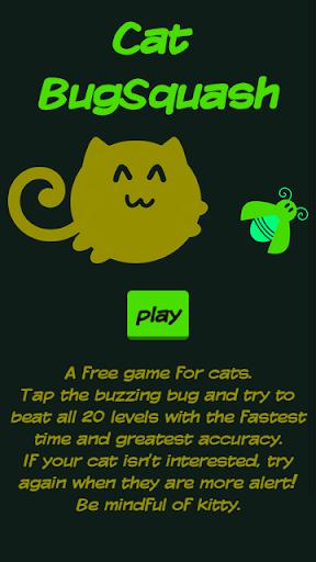 Cat BugSquash