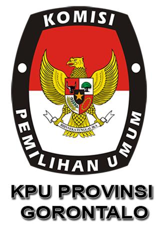 KPU Prov. Gorontalo- screenshot