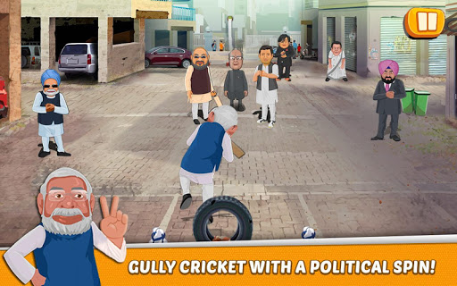 Cricket Battle - Politics 2019 powered by So Sorry 1.1 screenshots 1