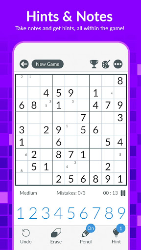 لقطات من Sudoku 3