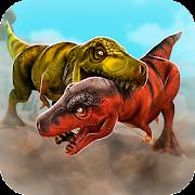Game Jurassic Run Attack - Dinosaur Era Fighting Games APK for Windows Phone