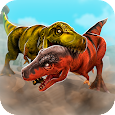 Jurassic Run Attack - Dinosaur Era Fighting Games apk