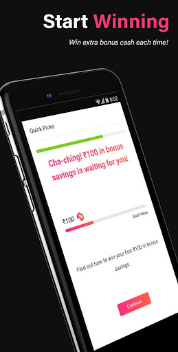 Wizely -India's 1st app for saving money in 4 mins for PC