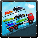 Car Transporter icon