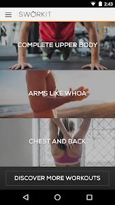 Upper Body Sworkit Trainer v1.2.5 Ad Free