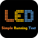 LED : Simple Running Text icon