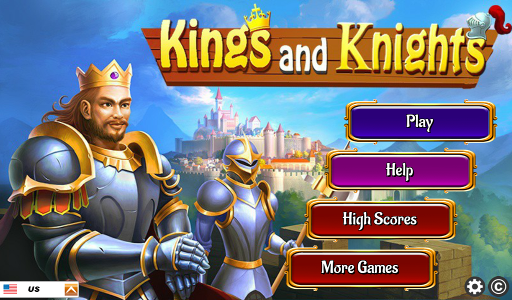 Kings and Knights- screenshot
