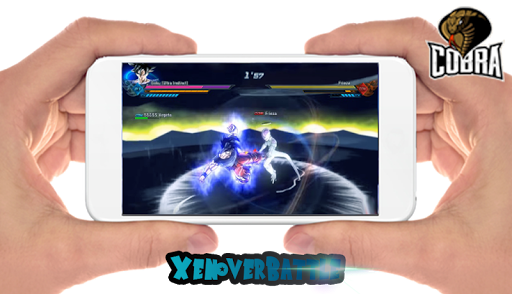 Ultimate Saiyan: Xenover Battle Super for PC