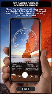 GPS Camera with latitude and longitude 1.2