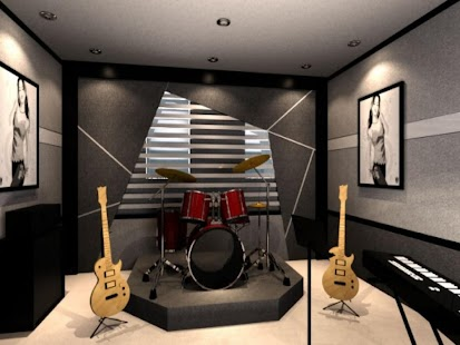 Home music room design android apps on google play for Home music room design ideas