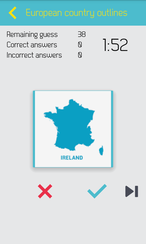 Quizder- The Top Quiz Game- screenshot