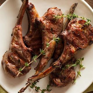 Honey Glazed Lamb Chops Recipes.