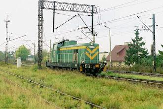 Photo: SM42-115 {Papowo Toruńskie; 2003-10-16}