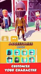 Swipe Fight! Mod Apk (Unlimited Money + No Ads) 0.9 5