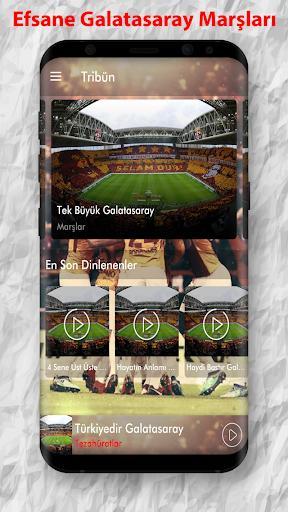 2019 Galatasaray Marşları screenshot