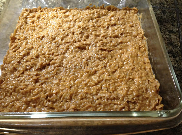 Peanut Butter Honey Bars Recipe