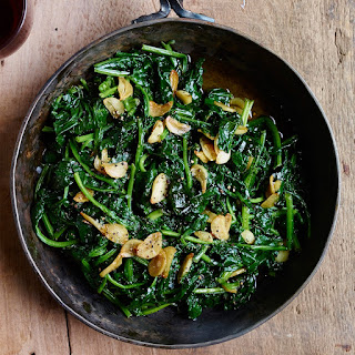 Spinach With Olive Oil And Garlic Recipes