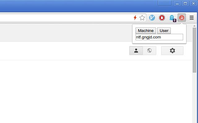 Google Verified Access Sample Extension