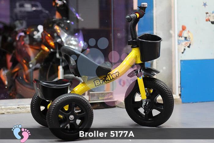 Xe đạp ba bánh cho bé Broller XD3-5177A 3