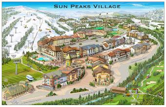 Photo: Sun Peaks Ski Resort- British Columbia 2013