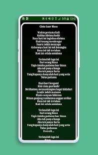 Download Lagu Andmesh Offline - Lirik For PC Windows and Mac apk screenshot 8