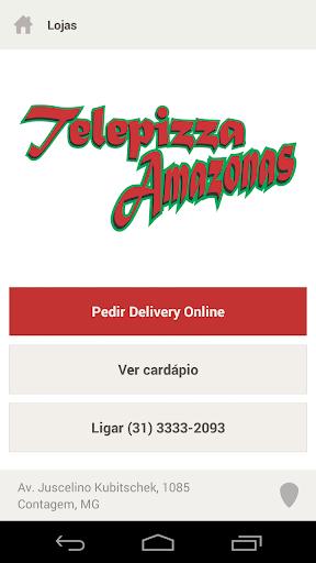 Tele Pizza Amazonas screenshots 2