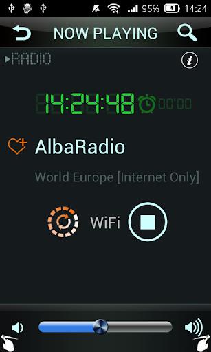 Radio Albanian