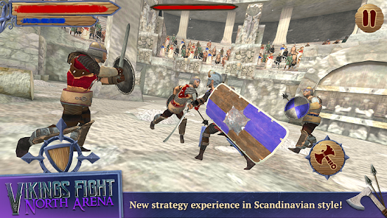 Vikings Fight: North Arena- screenshot thumbnail