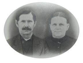 Photo: Taneli ja Anna Tuunainen 1922 Jaakkima