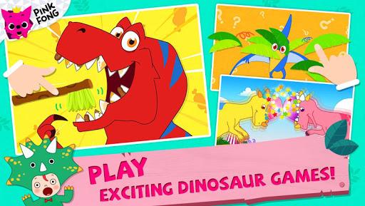 PINKFONG Dino World  screenshots 4