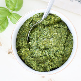 5-Ingredient Vegan Pesto.