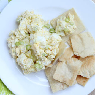 Zesty Egg Salad Recipe