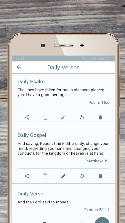 Amplified Bible free offline – (Android Apps) — AppAgg
