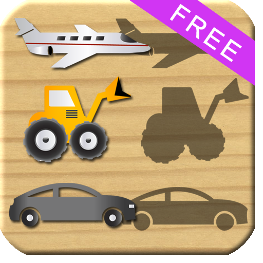 Wheels Puzzles For Kids - Cars