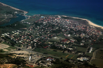 Photo: aerial view of tarara. Tracey Eaton photo.