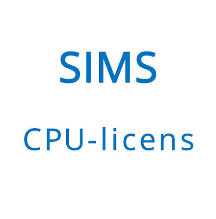 SIMS V6 Software licens - NOX Software