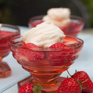 Strawberry Jelly With Cream Recipes