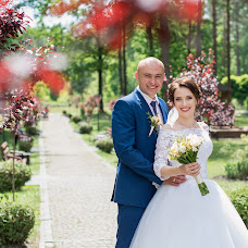Wedding photographer Nataliya Yakimchuk (natali181). Photo of 04.06.2018