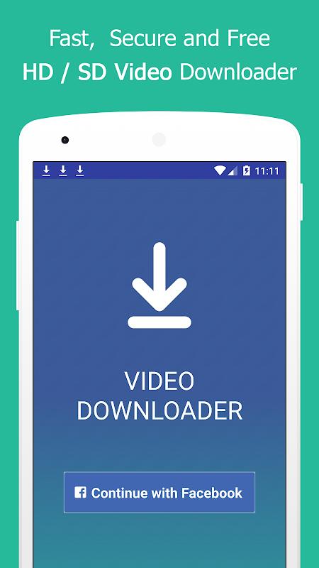 Video Downloader For Facebook Lite Repost Video APK 0 9 3