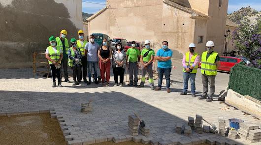 PFEA crea empleo y moderniza infraestructuras de Turre, Bédar y Zurgena