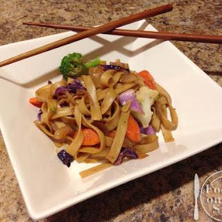 Thai Style Lo Mein